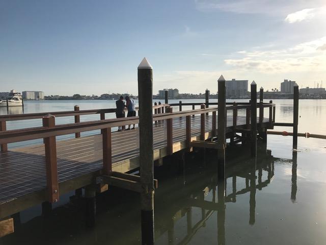 Papaya Street Pier Construction Project